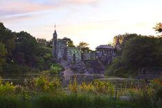 Belvedere Castle, Central Park, New York, Nova Iorque, NYC, Manhattan, USA, EUA