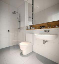 House, Powder Room, Shower Room, House Inspiration, Bathroom, Toilet, Flat Decor, Bathroom Design, Bathroom Renovation