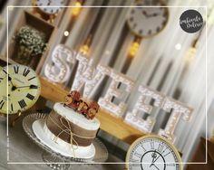 SWEET LOVE ⏰ Mesa de dulces y queque