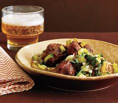 Make your weeknights less hectic with these easy, comforting slow-cooker recipes.