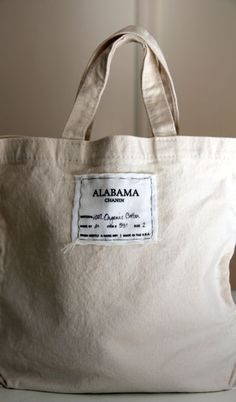 Organic Cotton tote bag is perfect for lunches, books and traveling. Measures 11 x x Made in the USA.Custom clothing labels, customized tags, personalized patches and more! Denim Tote Bags, Canvas Tote Bags, Cotton Tote Bags, Reusable Tote Bags, Craft Bags, Linen Bag, Clothing Labels, Fabric Bags, Black Tote