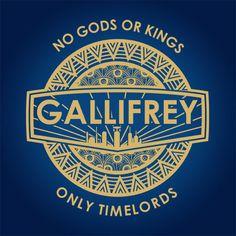 Gallifrey - No Gods or Kings only Timelords by LiquidSoulDesign.deviantart.com on @DeviantArt