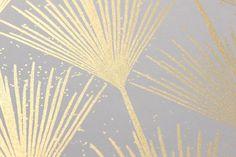 34503,11Ft Prix par rouleau (par m2 6473,38Ft), Papier peint glamour, Matériel de base: Papier peint intissé, Surface: Lisse, Aspect: Aspect impression à la main, Motif chatoyant, Surface mate, Design: Art Déco, Fleurs stylisées, Couleur de base: Gris clair , Couleur du motif: Or nacré, Caractéristiques: Bonne résistance à la lumière, Difficilement inflammable, Arrachable à sec, Encollage du mur, Lessivable
