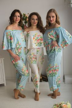 9448c4492641  40 Cape Style Bridesmaids Jumpsuit in Angel Song Pattern Bridesmaid Rompers