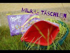 ▶ Milka täschlein nähen - YouTube