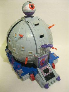 Vintage Teenage Mutant Ninja Turtles 1990 Technodrome Playset TMNT | eBay
