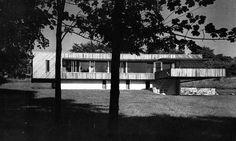 Marcel Breuer - Breuer House II, New Canaan 1951