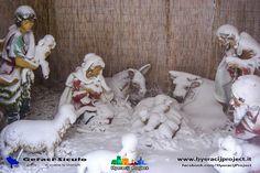 """#GeraciSiculo, Lenta fiocca la neve pe 'l cielo cinereo: gridi, suoni di vita più non salgono da la città. """"G. Carducci"""" Il portale ufficiale del progetto  👉 www.hyeracijproject.it"""