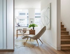 Brad Ford Crafts a Living Showroom in Shigeru Ban's Cast Iron House First Apartment, Dream Apartment, Apartment Interior, Interior Design Photos, Interior Inspiration, Color Inspiration, Architectural Digest, Scottie, Cast Iron