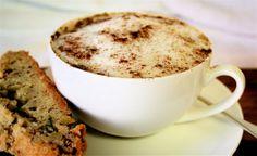 Homemade Vanilla Chai | alexandra's kitchen -- and biscotti recipe (vanilla almond pistachio cranberry biscotti)