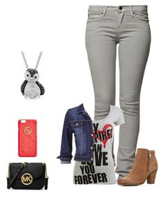 """""""Untitled #817"""" by harrystylesandliampayne ❤ liked on Polyvore featuring Peoples Market, Wet Seal, maurices, ALDO, MICHAEL Michael Kors, GUESS and Amanda Rose Collection"""