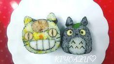 「トトロ 巻き寿司」の画像検索結果
