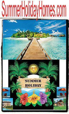 Summer Holiday Homes .com Resorts Rooms Cabins Vacation Fishing Boats Winnebago