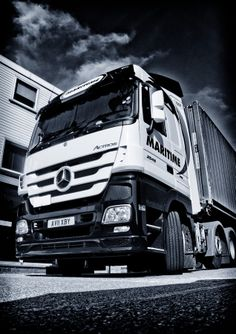 Actros by Richard  on 500px