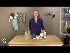 How to Flavor Water Kefir