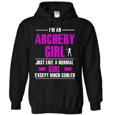 Cool Archery girl #hoodie #T-Shirts