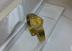 Selection Quarz Damen-Uhr mit Kristallen UU103 von Schmuckbaron