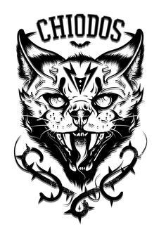 Chiodos by Krysten Newby, via Behance