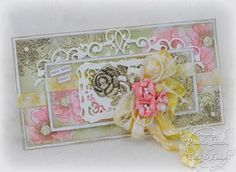 A Touch of Gold - Pamellia - My Little Craft Things