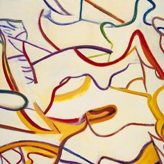 Willem de Kooning. Late Paintings