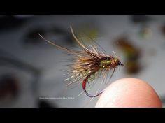 Green Peter Caddis Emerger - Encuentra los mejores videos de atado de moscas en Fly dreamers. Moscas secas, streamers, ninfas y mucho más. | Fly dreamers