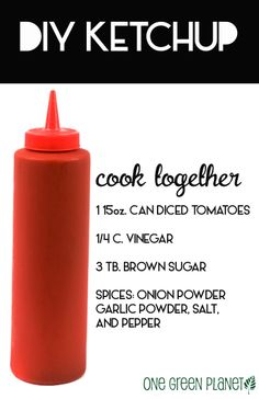 10 New and Different Ways to Top Your Burger http://onegr.pl/1vAD8Gh #diyketchup
