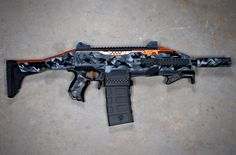 Nerf Stryfe Evo Scorpion Urban Crisis V2 All by JLCustomsCreations