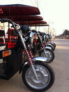Jangid Motors E-Rickshaw
