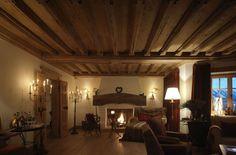St.Moritz, Switzerland. Lighting design by Pollice Illuminazione