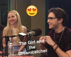 Oh my gosh Dove&Ryan are so cute ⭐️⭐️Awesome Go follow Dove on Twitter @DoveCameron