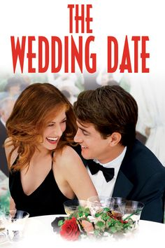 Dermot Mulroney and Debra Messing in The Wedding Date Amy Adams, Top Romantic Movies, Romance Movies, Date Night Movies, Dermot Mulroney, Debra Messing, Wedding Movies, The Wedding Date, Lace Wedding