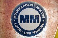 Minn Mo Long Life Engine decal
