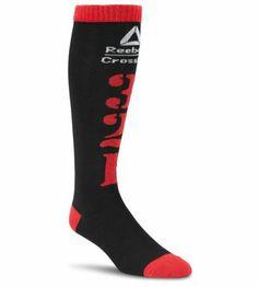 Reebok Men's,Women's Reebok CrossFit 3,2,1 Go Knee Sock Socks | Official Reebok Store