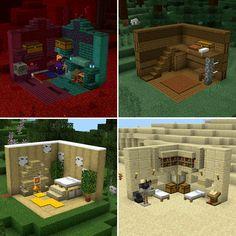 Cute Minecraft Houses, Minecraft Modern, Minecraft Plans, Amazing Minecraft, Minecraft House Designs, Minecraft Creations, Minecraft Projects, Minecraft Crafts, Minecraft Memes