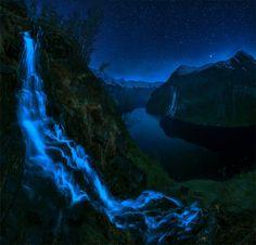 Fotografia das montanhas européias - Max River