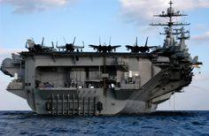 The USS Harry Truman
