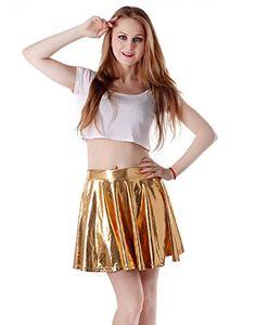 Classic Plaid A-line Maxi Skater Skirt Grey White Size Xl Kk495-3 Women's Clothing