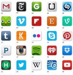 app logos - Google zoeken