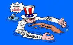 Bloqueo (embargo) a Cuba