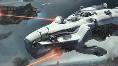 Dreadnought offers tactical battles with Battlestar Galactica-inspired spaceships