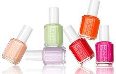 Essie nagellak collectie lente 2012