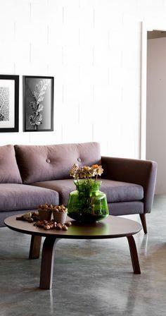 The Nes round coffee #home #house #design #interior #ideas #homedesign #interiordesign #decorations #furniture #homedecor
