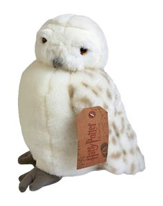 HARRY POTTER™: The Exhibition Hedwig™ Plush Owl - White