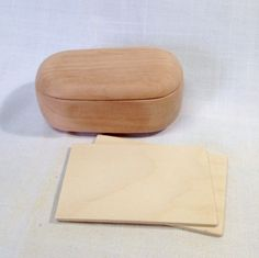 Handcrafted boxed wood jigsaw puzzle with4 layers and 32 pieces shaped to look like a rock. by SolsWoodworkingShop on Etsy