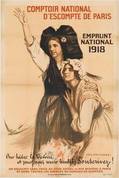 L'emprunt de la libération de 1918 !