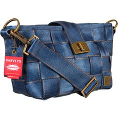 Harveys Seatbelt Bag Carriage Collection Medium Hobo $198.00 & free shipping. This is the one I really want cause it's bigger. I love it!