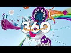 Otherworldly 360° Theme Ride - Virtual Reality 360 degree 4K POV animation by MELT - YouTube