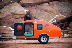The latest in tiny homes: The Timberleaf Trailer