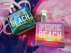 Gotta smell good at the beach.