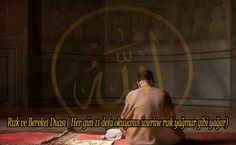 Rızk ve Bereket Duası ( Her gün 11 defa okuyanın üzerine rızk yağmur gibi yağar)